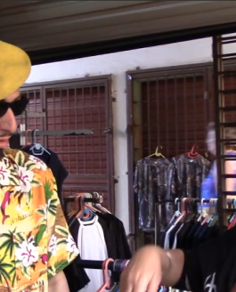 """The Local Loco: The Hat Hustler"": A documentary on the history and style of Vini Reynes"