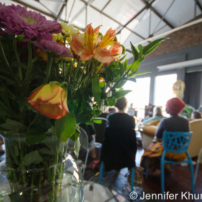 """Priest hosts the first """"Women in Philanthropy"""" event of 2015"""