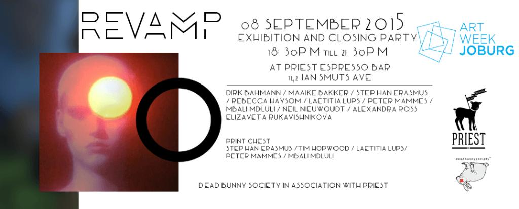 REVAMP invitation dead bunny society