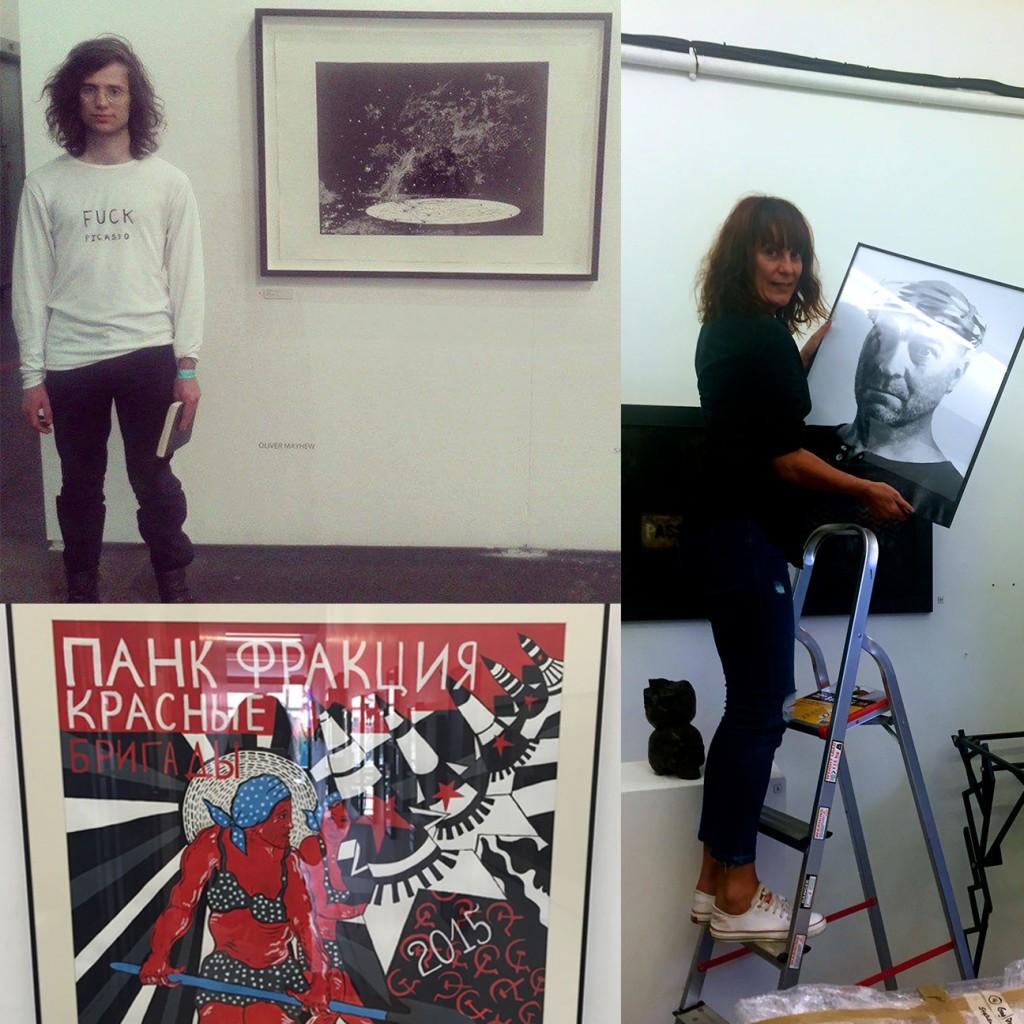 Meet our curators: Wayne Matthews and Alison Shaw