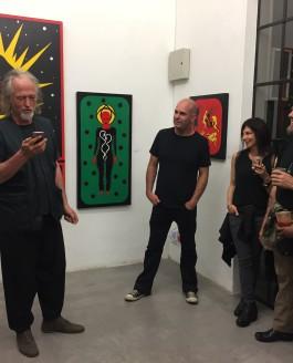 Rian Malan opens Priest Espressobar's November exhibition