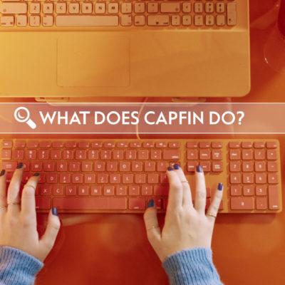 """CAPFIN """"We Do Click"""""""